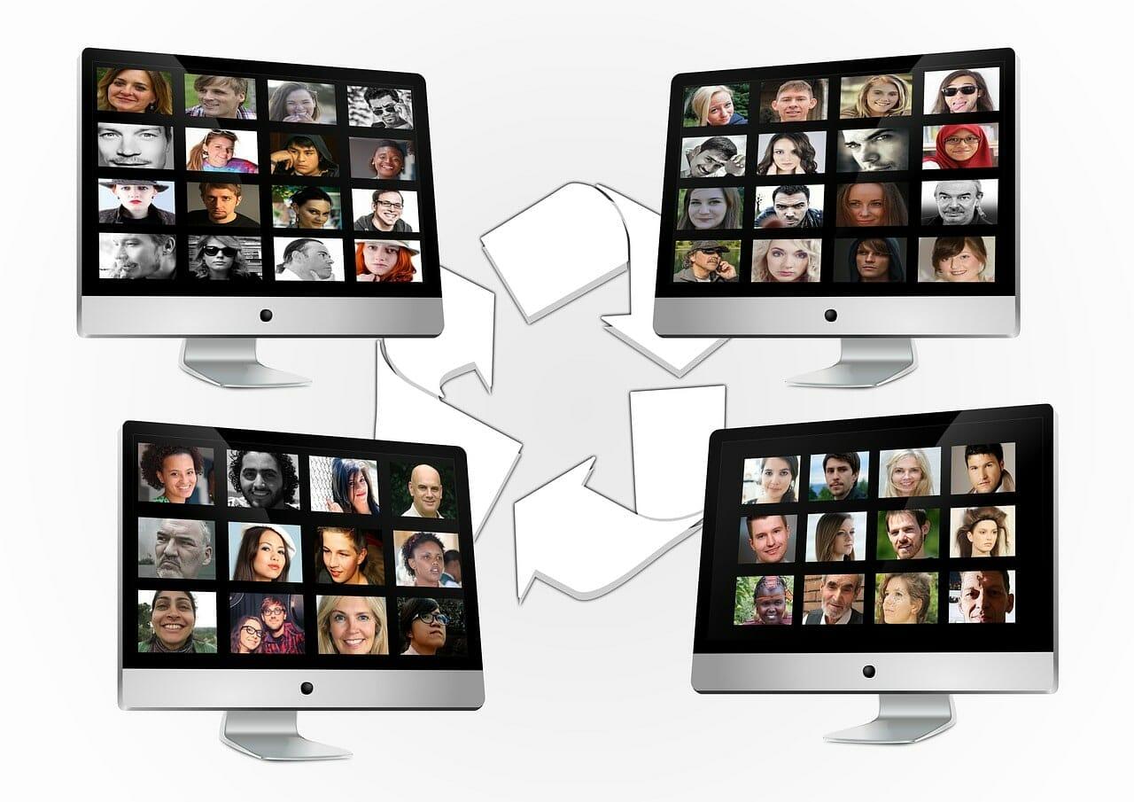 social media platforms photo