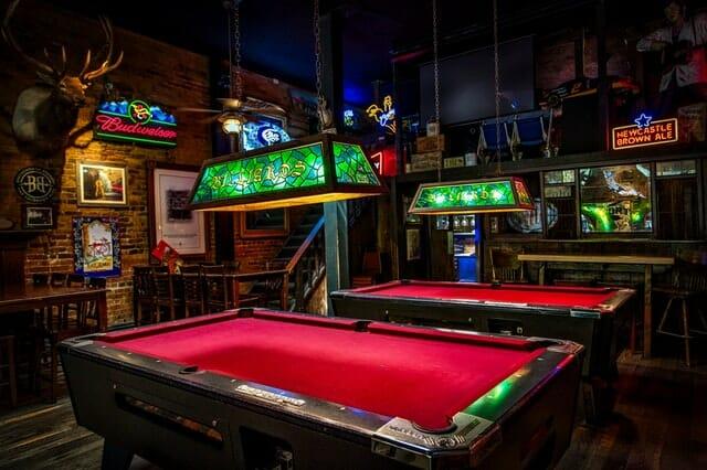 sports bar marketing